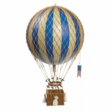 Royal Aero Hot Air Balloon Large - Blue