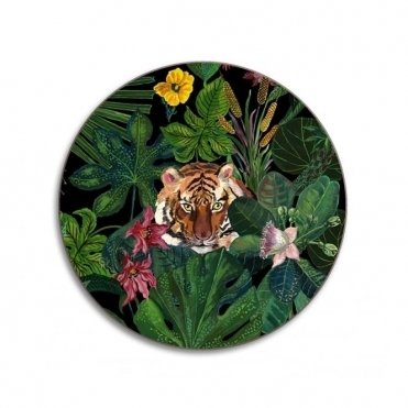 Jungle Coaster by Nathalie Lete - Tiger