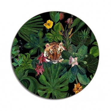 Jungle Placemat by Nathalie Lete - Tiger