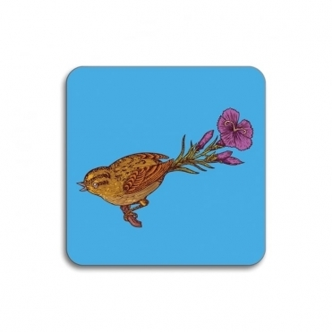 Mr Bird Coaster