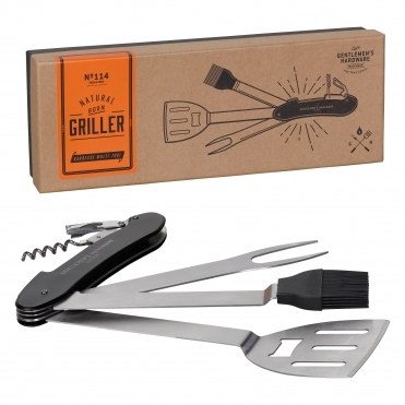 Barbecue Multi Tool - Gift Box