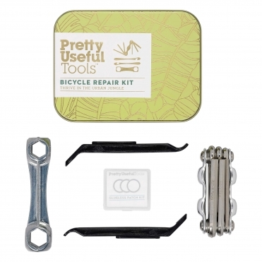 Bicycle Repair Kit - Sunrise Yellow