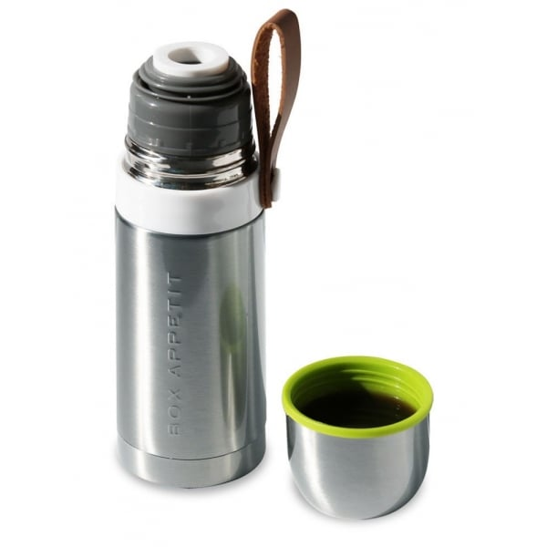 black and blum box appetit thermo flask stainless steel. Black Bedroom Furniture Sets. Home Design Ideas
