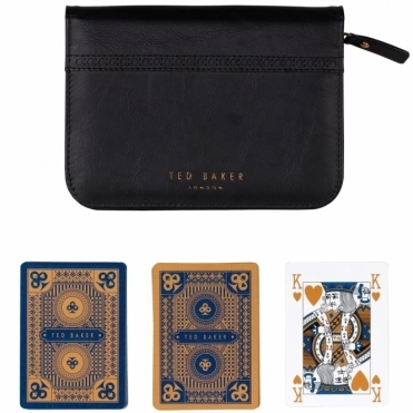 Black Brogue Playing Card Set