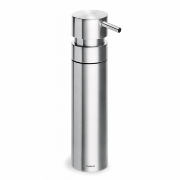 Nexio Soap Dispenser Brushed Stainless Steel - Free Standing