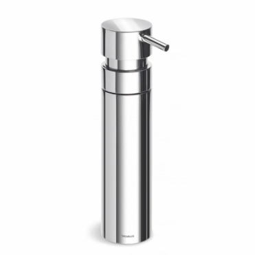 Nexio Soap Dispenser Polished Stainless Steel - Free Standing