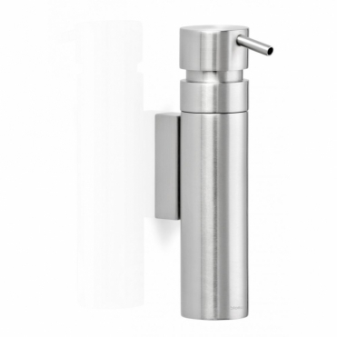 Nexio Soap Dispenser Wall Mounted Brushed Stainless Steel