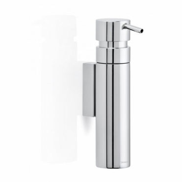 Nexio Soap Dispenser Wall Mounted Polished Stainless Steel