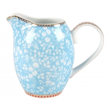 Bloomingtails Small Blue Milk Jug