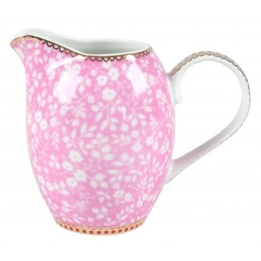 Bloomingtails Small Pink Milk Jug