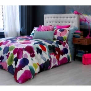 Abstract Duvet Cover - King