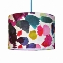 Bluebellgray Abstract Lamp Shade - Large