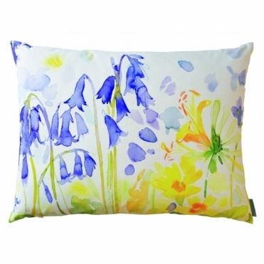 Bluebell Woods Cushion