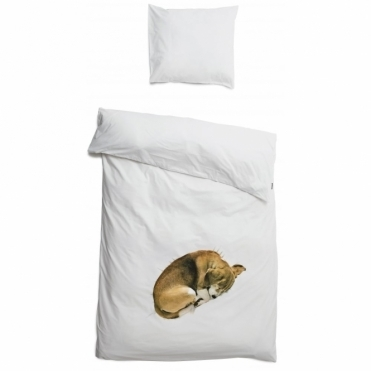 Bob the Dog Single Duvet Cover & Pillowcase Set
