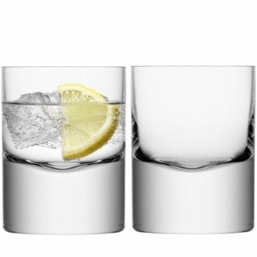 Boris Tumblers Set of 2 Glasses