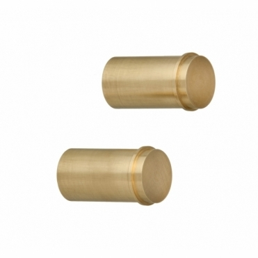 Brass Hooks - Set of 2