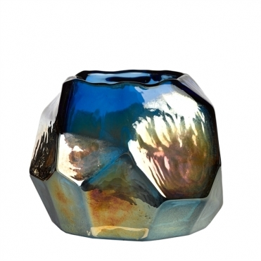 Candle Holder Graphic Luster