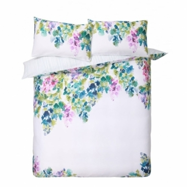 Catrin Duvet Cover & Pillowcase Set - Double