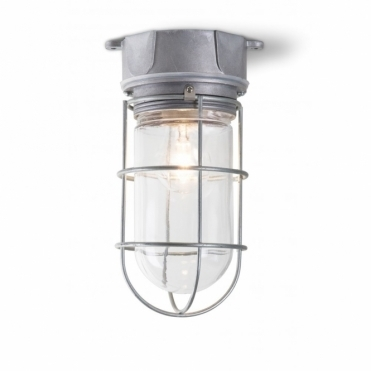 Chatham Ceiling Mount Cage Light