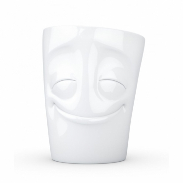Cheery Happy Face Mug with Handle