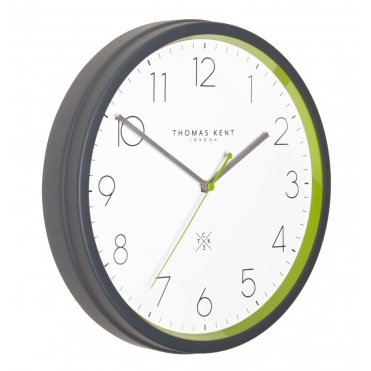 Clocksmith No.3 Wall Clock - Citron