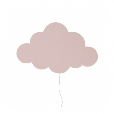 Cloud Wall Light - Dusty Rose