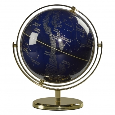 Constellation Night Sky Globe - Swivel Stand