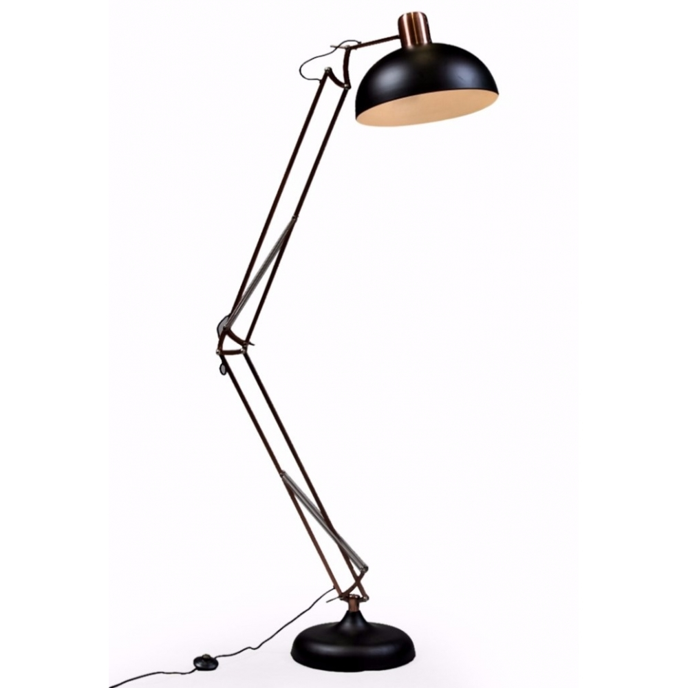 large cheap for chrome lamps spotlight floor with unusual base antique studio wooden wood silver stand desk decor awesome ideas gold sale interior lamp tripod lighting