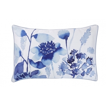 Corran Blue & White - Pillowcase