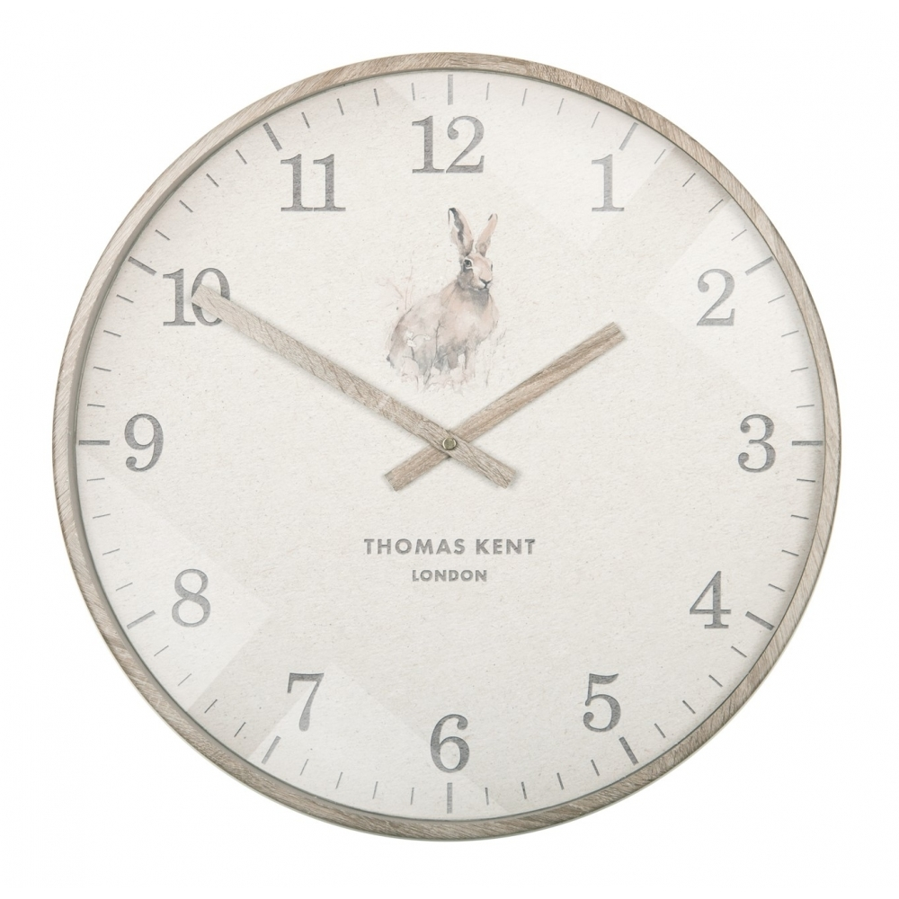 Thomas Kent Clocks Crofter Wall Clock Hare Hurn And Hurn