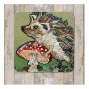 Spots 'n' Spikes Placemat - Hedgehog