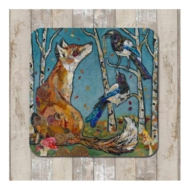 The Gift Coaster - Fox & Magpie