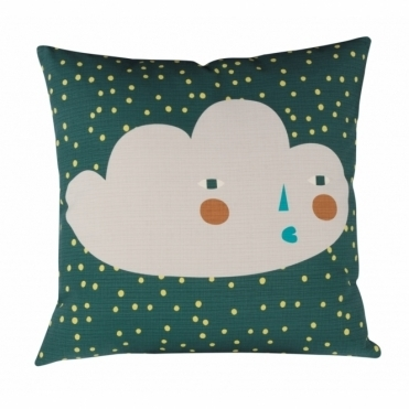 Cloudy Face Cushion