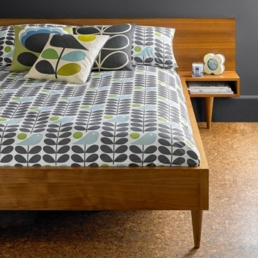Early Bird Granite Duvet Cover - Double