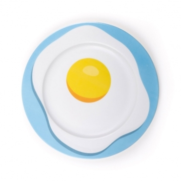 Dinner plates for Egg tray wall hanging