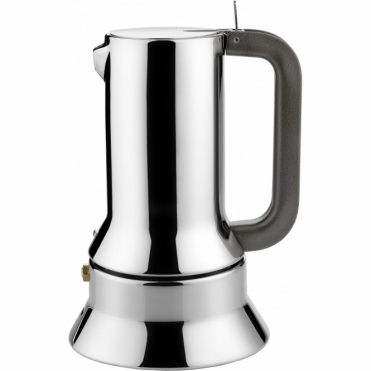 Espresso Stovetop Coffee Maker 9090/6 by Richard Sapper
