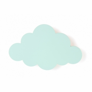 Cloud Wall Light - Mint