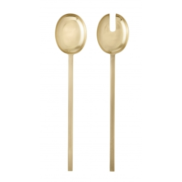 Fein Gold Salad Servers - Set of 2