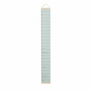 Kids Growth Chart - Mint