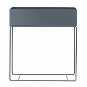 Plant Box Stand - Dark Grey