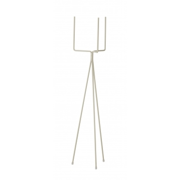 Plant Stand Light Grey - Tall