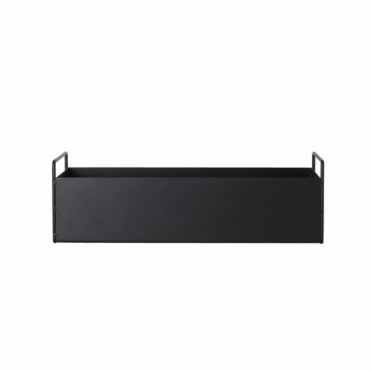 Plant / Storage Box Small - Black
