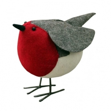 Felt Classic Robin Standing - Extra Large