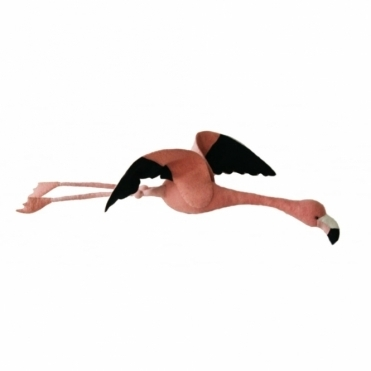 Felt Flying Flamingo - Large