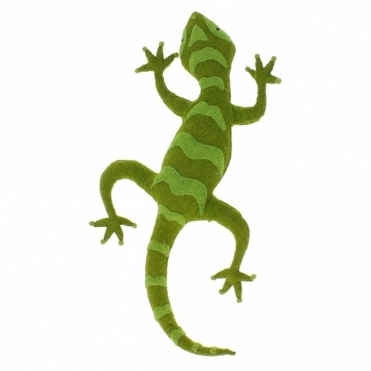 Felt Gecko Lizard - Wall Decor
