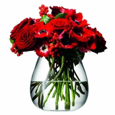 Flower Table Bouquet Vase 17cm