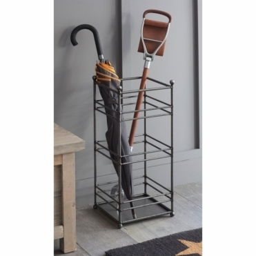 Farringdon Steel Umbrella Stand