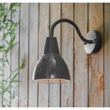 Montrose Wall Light - Charcoal
