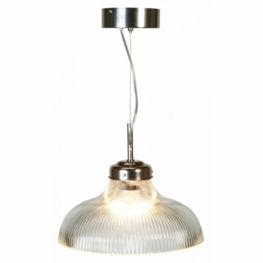 Paris Pendant Light Nickel