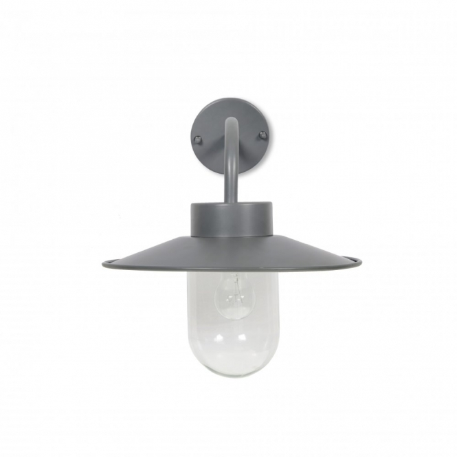 Garden Trading Swan Neck Light Charcoal